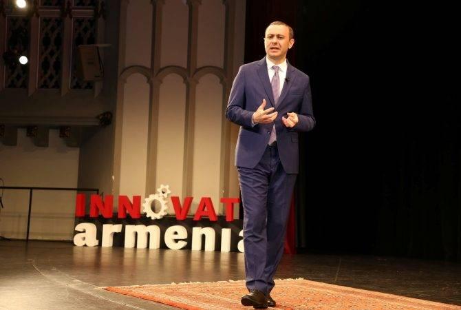 Секретарь Совбеза РА в  Лос-Анджелесе принял участие  в IV ежегодном фестивале  Innovate Armenia