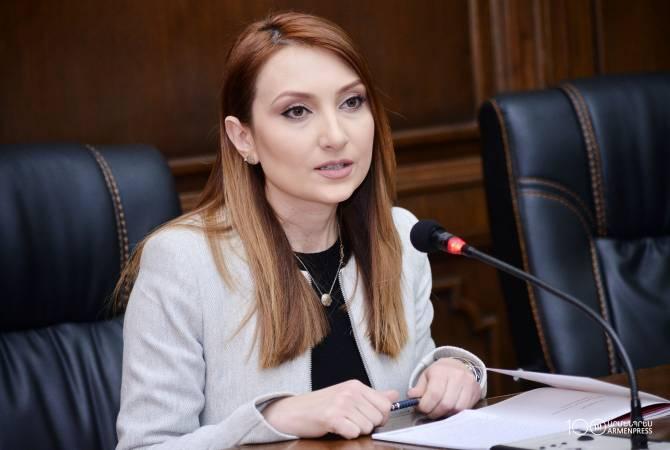 Лилит Макунц представила подробности совещания у премьер-министра