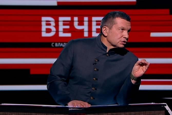 Арцах отстоял свое право быть там, где он есть: Владимир Соловьев