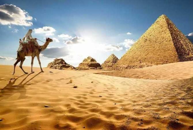 В Египте температура воздуха превысила 50 градусов