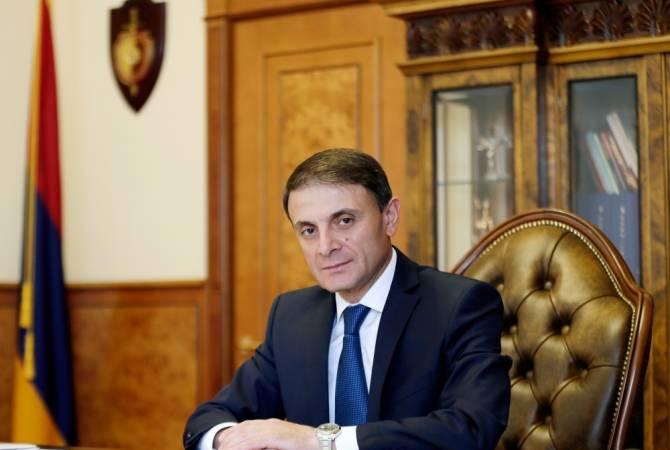 Валерий Осипян направил поздравительное послание по случаю Международного дня защиты детей