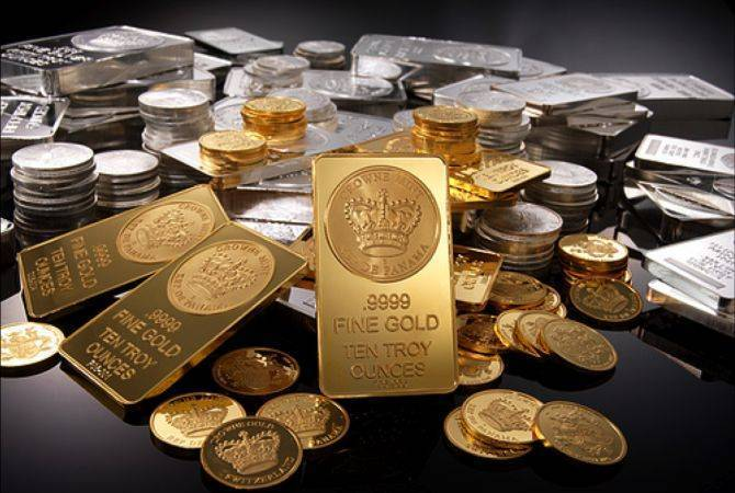 NYMEX: Precious Metals Prices Up - 11-06-19
