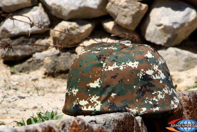 Armenian soldier killed in Artsakh by Azerbaijani fire