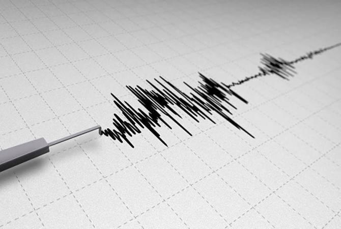 child quake detected all the rage Armenia's northeast