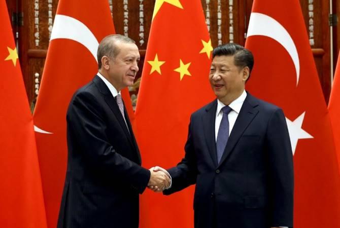 Глава Китая предложил Эрдогану расширить сотрудничество в борьбе с терроризмом