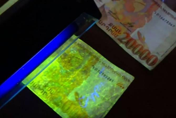 Լրագրողը բերման է ենթարկվել ՃՈ պաշտոնատար անձից շորթման միջոցով գումար հափշտակելու համար