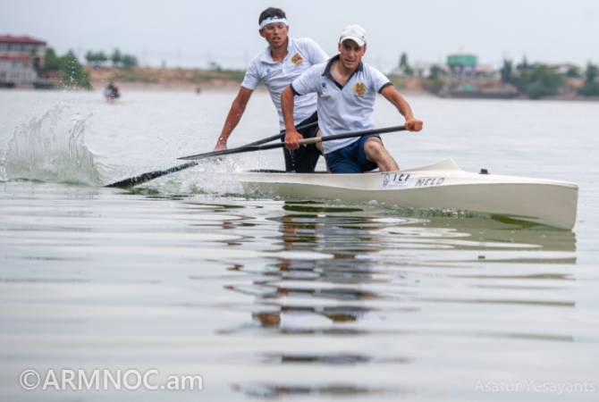 2nd European Games: Armenian canoeing team disqualified due to technicality