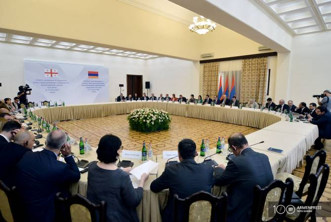 Armenia, Georgia seek to raise economic cooperation to level appropriate to two friendly 