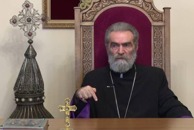 «Հայաստանի Հանրապետություն». Պարգեւ սրբազանի գլխավոր երազանքը միացումն է մայր Հայաստանին
