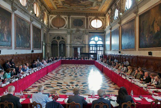 Пашинян коснулся позиции Венецианской комиссии