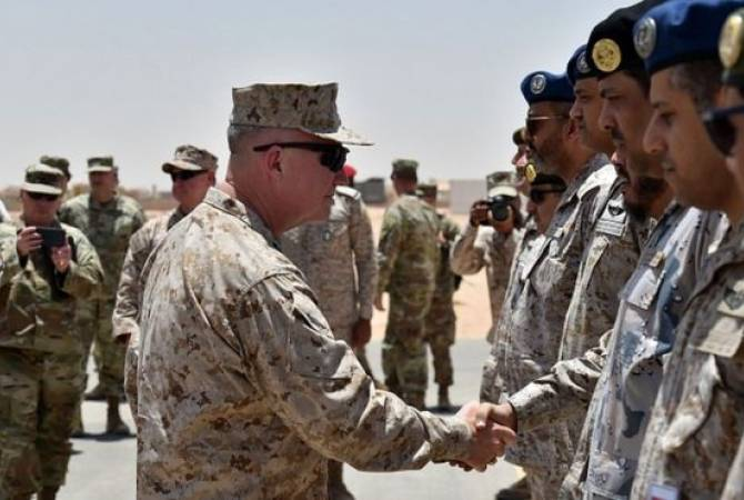 Սաուդյան Արաբիան իր տարածքում կընդունի ԱՄՆ զորքերը