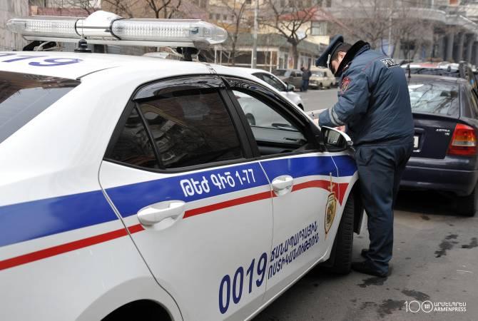 ՀՀ ոստիկանությունը մեկ օրում բացահայտել է հանցագործության 63 դեպք