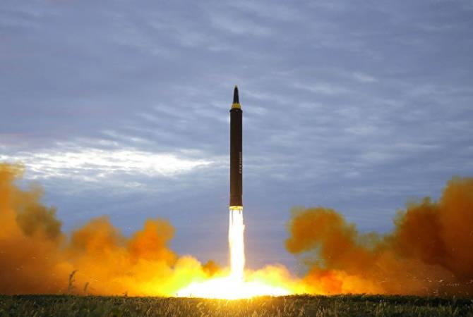 СМИ: испытанная КНДР ракета может сразить доля местности Японии