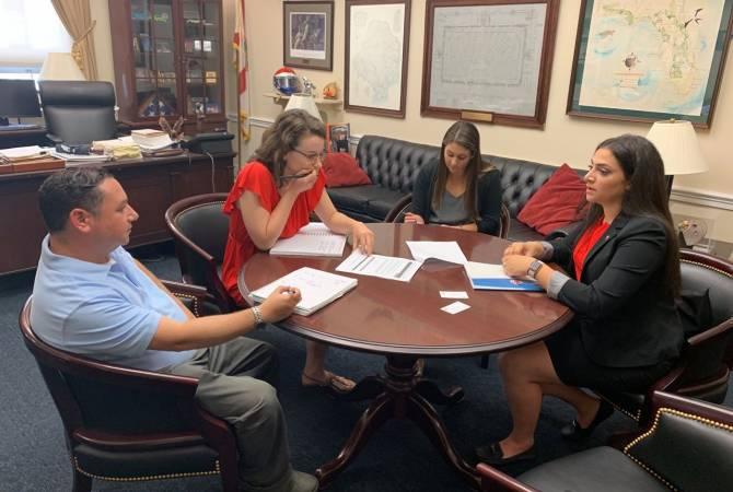 89 U.S. congressmen join fight against Trump attempt to de-fund Artsakh aid