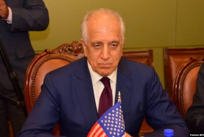 Глава делегации США назвал продуктивными переговоры с талибами в Дохе