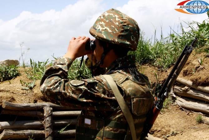 Azerbaijan breaches Artsakh ceasefire 130 times