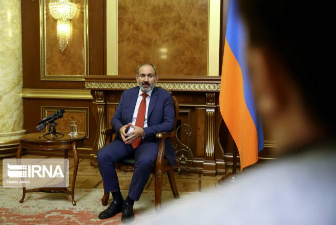 Armenian PM gives interviews to several leading Iranian media outlets