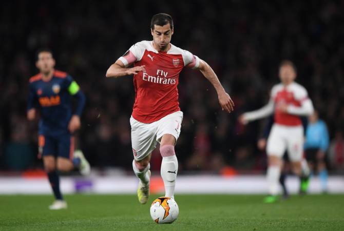BREAKING: A.S Roma, Mkhitaryan expected to sign contract – report
