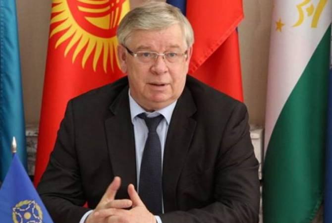 Вопрос о предоставлении Азербайджану статуса в ОДКБ не обсуждается: Семериков