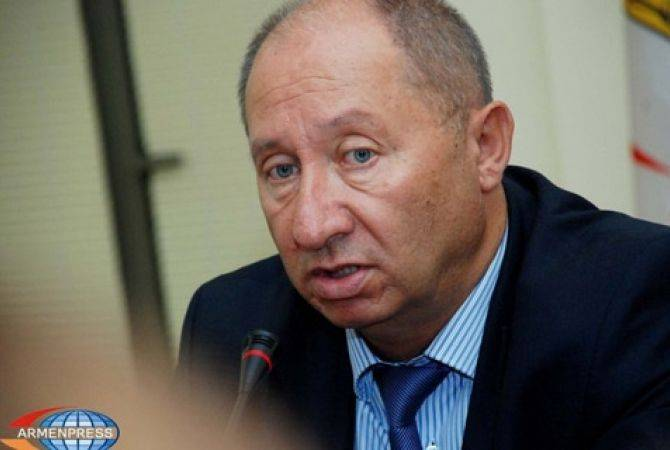 Henrik Navasardyan retires as Yerevan transportation head