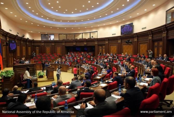 НС обсуждает законопроект, дающий возможность разгрузить административный суд
