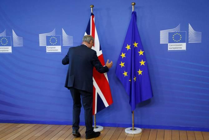 В Брюсселе сообщили, что встреча по Brexit оказалась безрезультатной