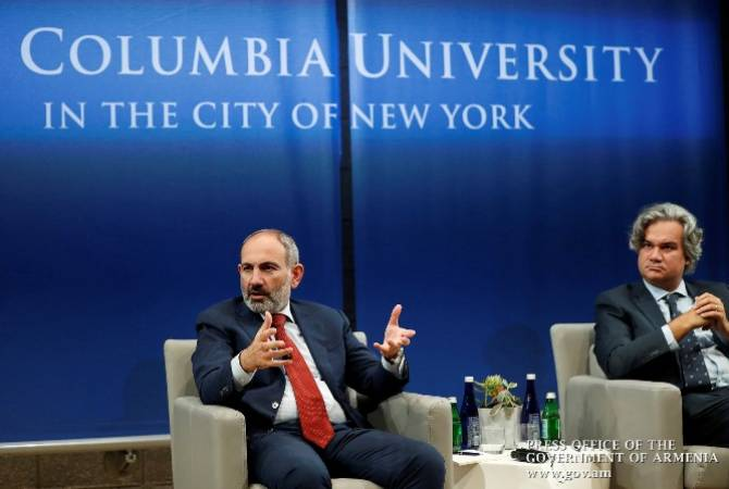 PM delivers remarks at Columbia University in NYC, highlights education's role in fundamental 