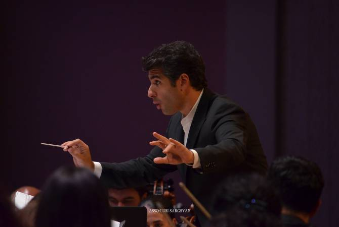 Sergey Smbatyan to lead La Scala Chamber Orchestra October 14