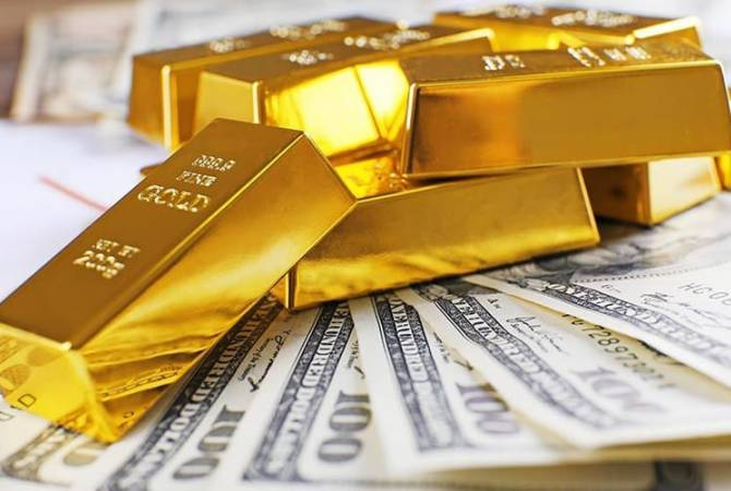 NYMEX: Precious Metals Prices - 11-10-19