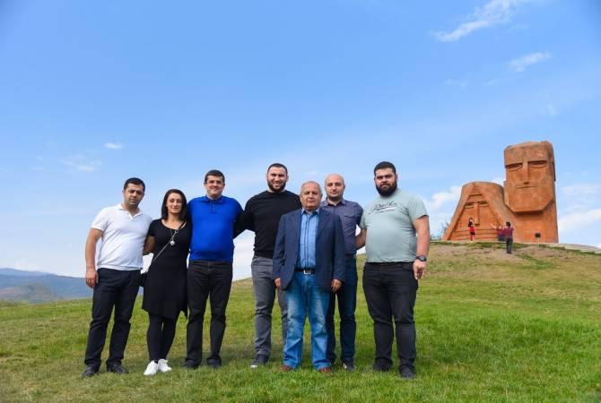 En Artsaj se abrirán escuelas de halterofilia de alta performance
