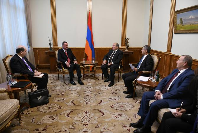 Airbus delegation to get acquainted with cooperation opportunities in Armenia