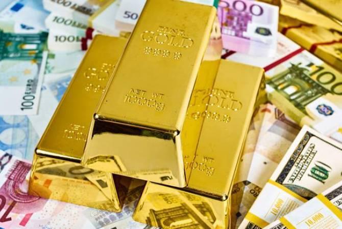 Центробанк Армении: Цены на драгоценные металлы и курсы валют - 16-10-19