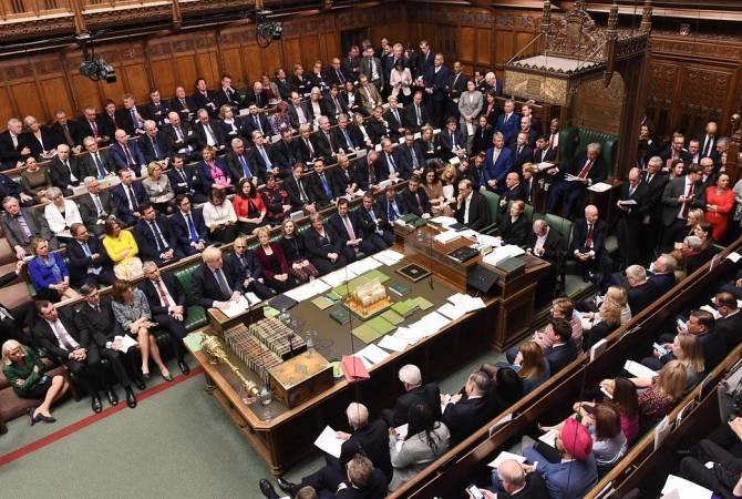 Британский кабмин представил парламенту новый закон о Brexit, основанный на сделке с ЕС