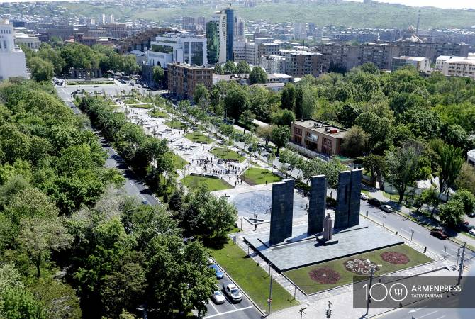 Poll reveals which parks Yerevan residents prefer to visit