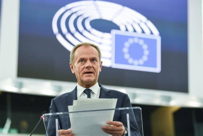 Եվրամիությունը երբեք չի համաձայնի «կոշտ» Brexit-ին. Տուսկ