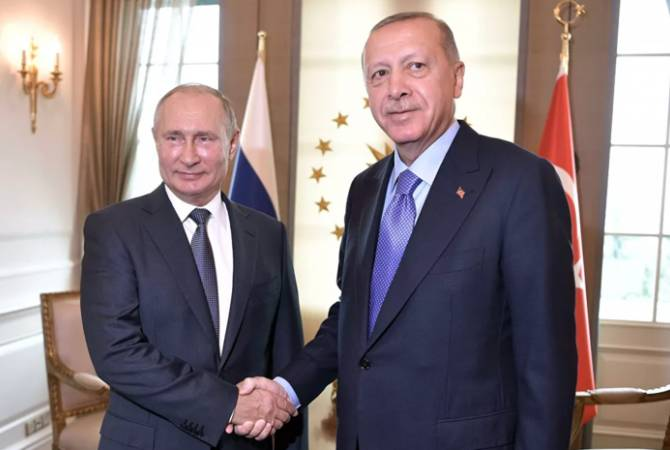 Putin, Erdogan chat about Syria all the rage Sochi
