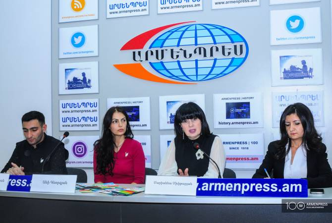 News conference on upcoming ARMMONOPLUS Theatrical Festival