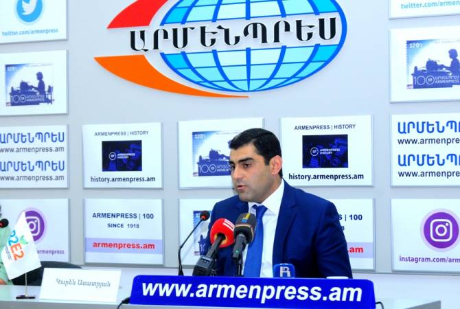 News conference on Energy Saving Day