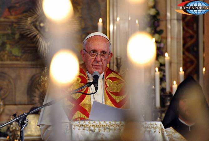 Pope Francis refers headed for assassination of Armenian chief priest appear in Syria
