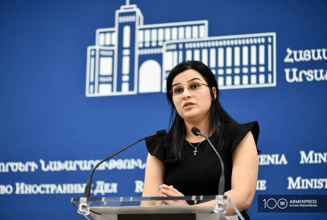 We never restrict freedom of movement, Armenia tells Ukraine after Kiev's statement on Crimea visits