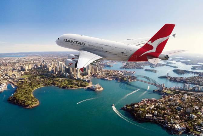 Авиакомпания Qantas побила рекорд по длительности беспосадочного рейса