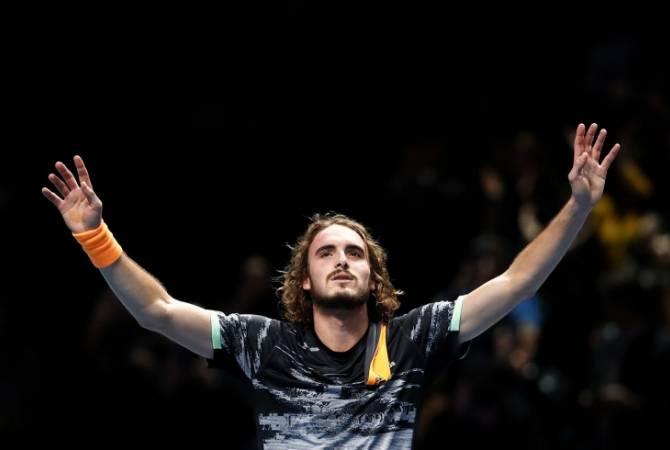 Ցիցիպասը հաղթել է ATP ամփոփիչ մրցաշարում