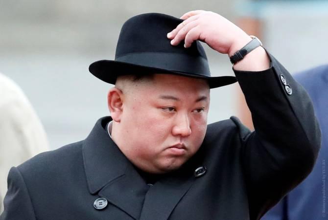 ԿԺԴՀ-ի առաջնորդը ներկա Է եղել երկրի օդուժի զինավարժանքներին