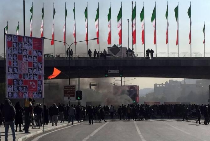 КСИР обещает вмешаться в случае угрозы безопасности и стабильности в Иране