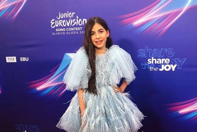 Armenia drawn in position 15 in 2019 Junior Eurovision running order
