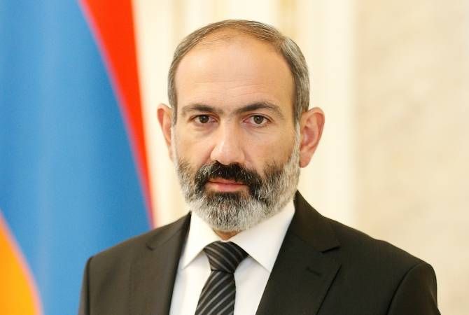 PM Pashinyan arrives in Rome