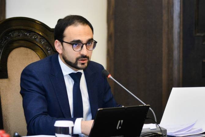 Armenian deputy PM to attend first ever EBRD Eastern Partnership Investment Summit in 