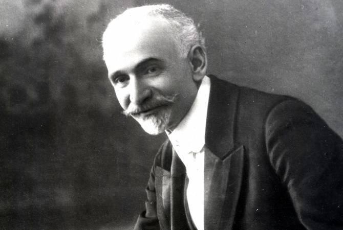 В Риме будет установлен памятник армянскому поэту Ованнесу Туманяну