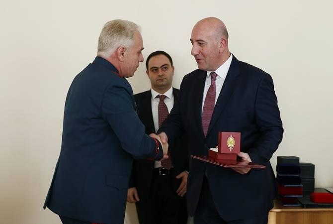 Арман Саркисян с официальным визитом побывал в Арцахе