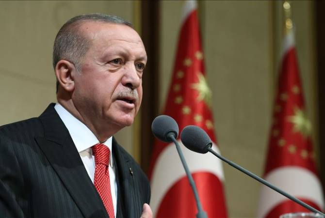 Russian-Turkish relations are no alternative to ties with NATO, says Erdogan